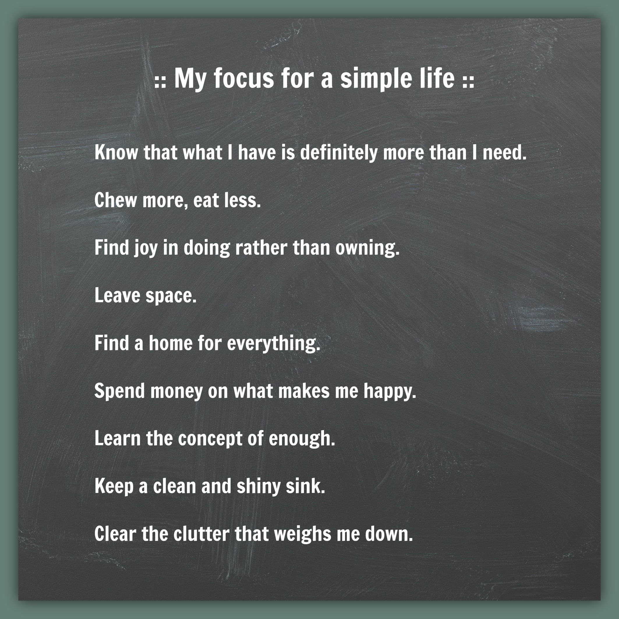 Healthy divedeepjourney for Simple guide to a minimalist life